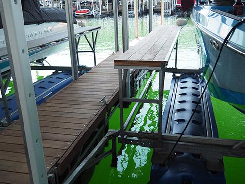 Boat Lift New