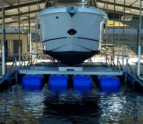 Home Boat Lift